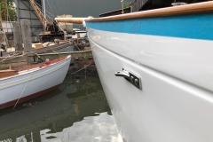 Classic Boat Project - bowsprit