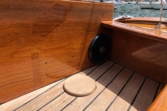 Classic Boat Project - speakers