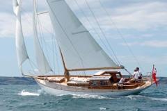 Heron II Under Sail 3