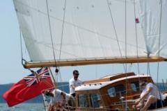 Heron II Under Sail 4