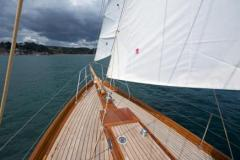 Heron II Under Sail 5