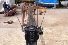 Classic Boat Project - rigging