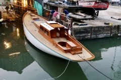 Classic Boat Project - final stages