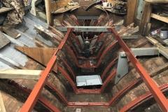 Classic Boat Project - floors