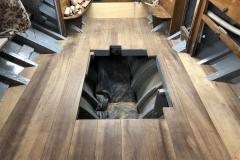 Classic Boat Project - sole boards
