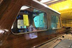 Classic Boat Project - windows